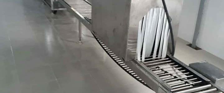 Dây chuyền đóng bình 19 lít ở Bình Chánh – Điện Cơ Xanh