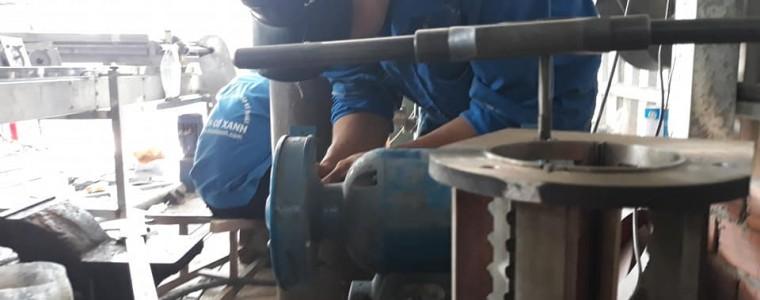 Máy trộn bột làm bánh trung thu tại tp HCM