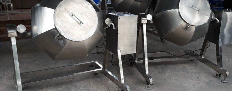 Máy trộn nhân bánh trung thu